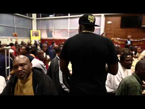 Young Jeezy Gives Back For Thanksgiving
