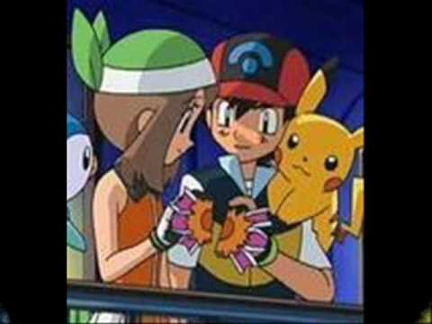 Pokemon Love: Misty, May, or Dawn