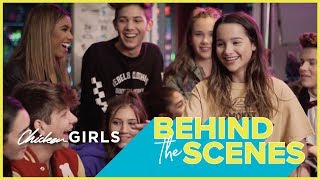 CHICKEN GIRLS | Behind the Scenes: Season 2