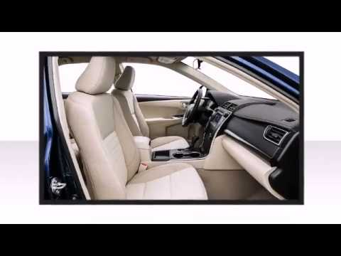 2015 Toyota Camry Video