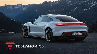 Porsche Taycan vs Tesla Model S - How Does It Stack Up?