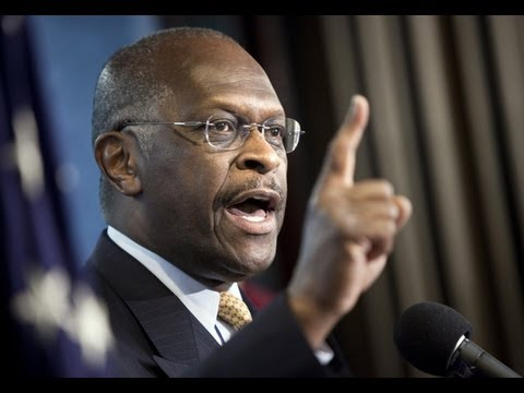 Blacks Shouldn't Complain - Herman Cain