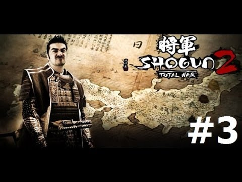 Total War Shogun 2 - Захват Японии №3
