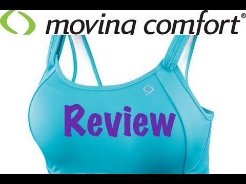 Moving Comfort Sports Bra Review
