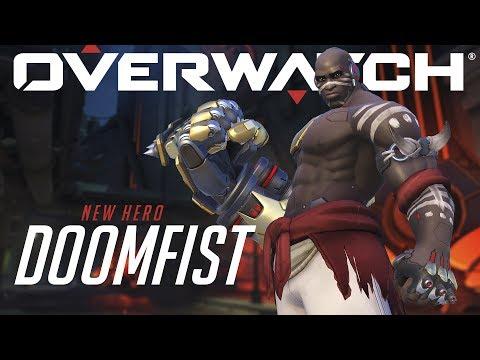 [NEW HERO NOW PLAYABLE] Introducing Doomfist | Overwatch