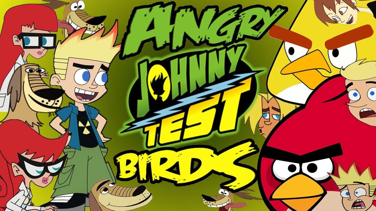 Jonny test porn games