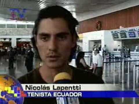 Nicolas Lapentti
