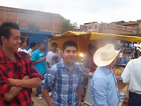 Santiago Azajo Fiesta 2011..... Todoz Baliado