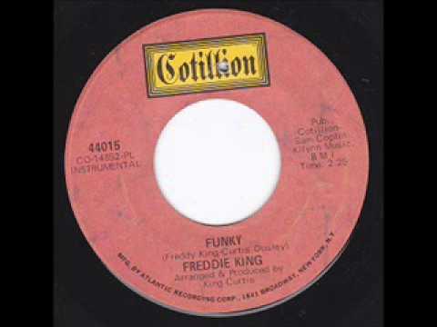 Freddie King - Funky