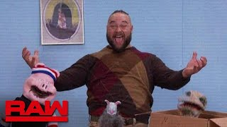 "Bray Wyatt and ""Firefly Fun House"" returns tonight on Raw: WWE Exclusive, Sept. 9, 2019"