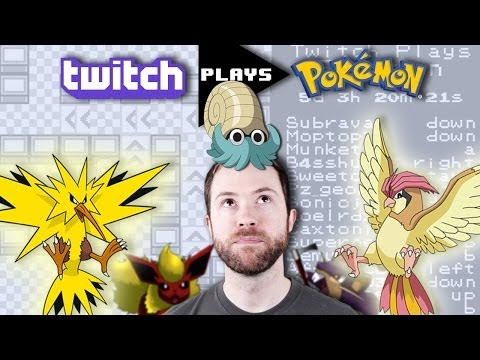 Does Twitch Plays Pokemon Give You Hope For Humanity? video