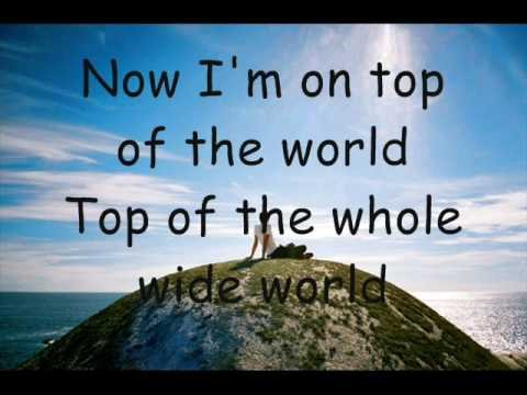 Mandy Moore - Top of the world