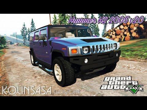 Hummer H2 2005 [getönt] v2.0