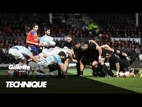 How To Scrum with Argentina | Gillette World Sport