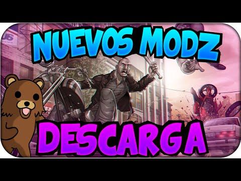Grand Theft Auto V - Nuevos mods DLC + Descargas .