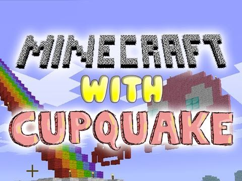 Minecraft With Cupquake Ep 18 Adventure Time