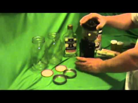 Medical Marijuana Tincture - Tutorial