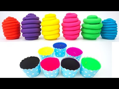 Сюрпризы Плей до, Орбиз, Лизуны  Surprise eggs clay slime, orbeez, play doh