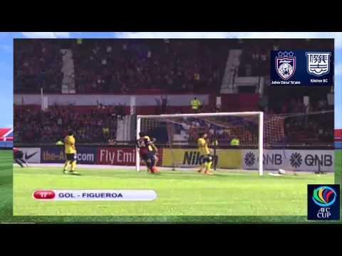 Johor Darul Takzim 2015 Johor Darul Takzim vs Kitchee