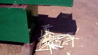 Ukrainian kindling wood machine 1_2