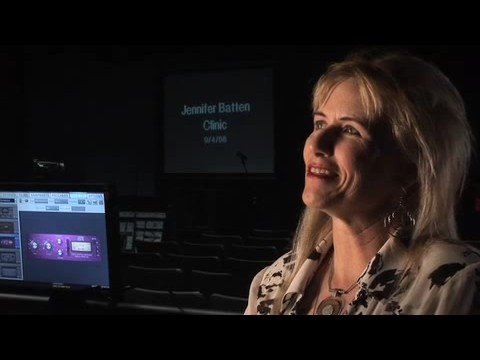Jennifer Batten speaks about Musicians Institute