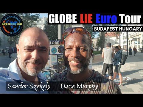 Globe Lie Euro Tour Hungary Budapest