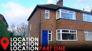Finding A  £100k House In Leeds Part One | Location, Location, Location