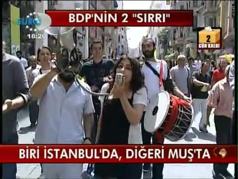 Sırrı Süreyya Önder ve Sırrı Sakik - Bdp Miting