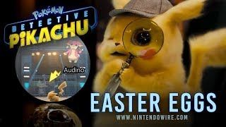 Detective Pikachu Trailer 2 Easter Eggs