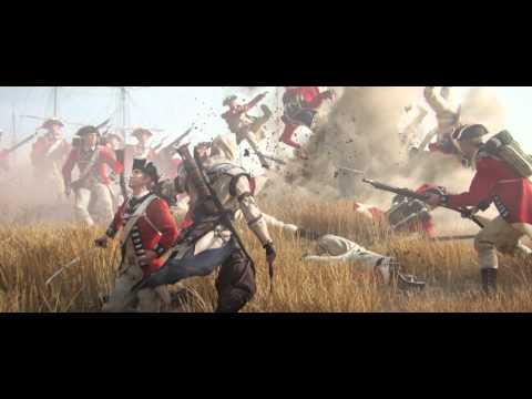 Assassins Creed 3  - E3 Official Trailer UK