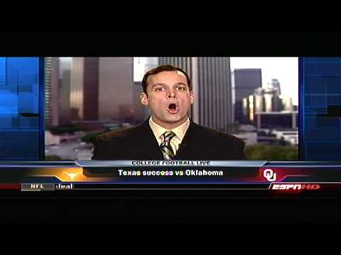 Ed Cunningham previews the 2009 2010 Texas Longhorn Football Team Video
