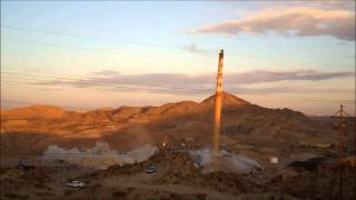 ASARCO Demolition in El Paso