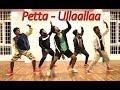 Petta Ullaallaa Video Superstar Rajinikanth Karthik Subbaraj Anirudh 21 Dance Studio mp3