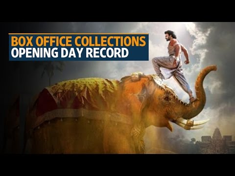 'Baahubali 2: The Conclusion' sees highest ever opening day at Rs121 crore
