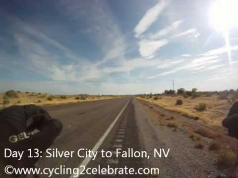 Day 13: Silver City to Fallon, NV (September 11)