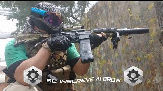 Hacksaw Ridge ► Até o Último Homem! | Magfed Paintball | CQB | Cenário | Milsim | Adrena Vilarejo