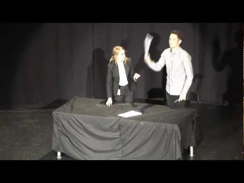 Staff Sketch 2011 | UQ Law Revue