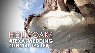 Hollyoaks Promo: Texas and Will's Wedding
