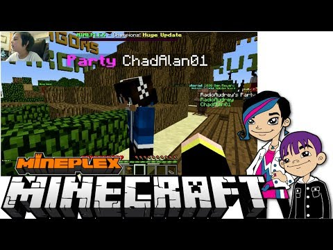 Minecraft - The Bridges with Gamer Chad Alan - Mineplex Server