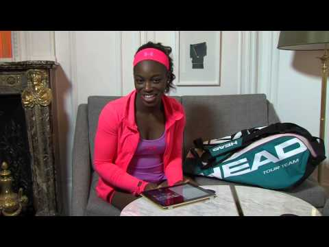 HEAD Tour TV: Player to Player Interview with Sloane Stephens