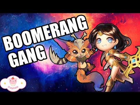 Boomerang Gang video