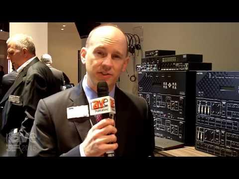 ISE 2015: Harman's AMX Presents New Enova DGX Series