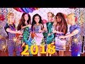 BARBIE NEW YEARS EVE 🎉 NEW YEAR 2018 🎉 BARBIE STORY WITH DOLLS IN ENGLISH 4K