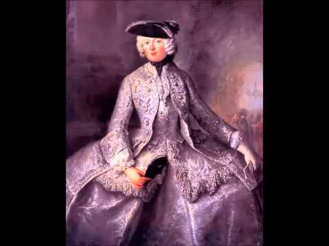 Anna Amalia [Princess of Prussia] (1723~1787) Sonata For Oboe & Organ in F major (Live Recording) 00:04 I. Adagio 03:30 II. Allegretto 06:12 III. Allegro ma ...