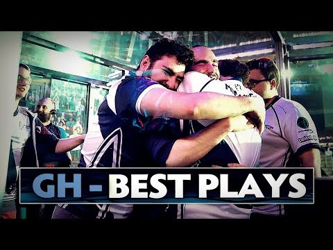 BEST Moments of Liquid.gh - Dota 2 - The International 7