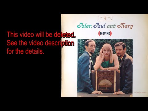 Peter, Paul & Mary - A Soal In Cake