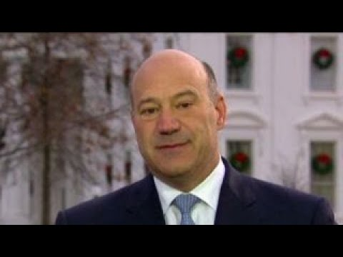 Gary Cohn: GOP working to accommodate SALT states in tax reform
