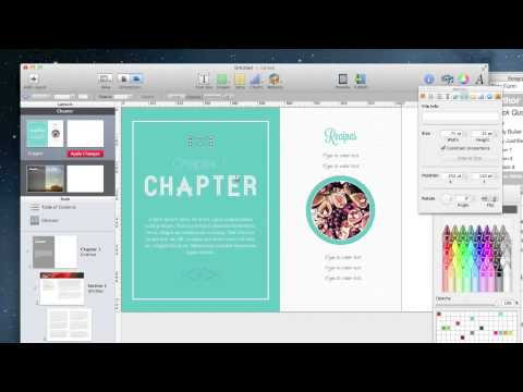 Templates for iBooks Author (free version) download for ...