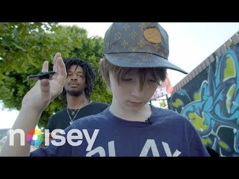 download lagu Matt Ox Is The 12-year-old Fidget-spinning Rapper About To gratis