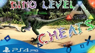 ARK PS4 🇩🇪 - CHEATS DINO LEVEL 15000000 - ARK Survival Evolved Playstation 4 Commands